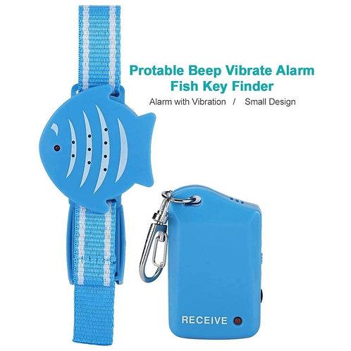 سوار المعصم للأطفال مع جهاز إنذار ومنبه لتعقب الأطفال أو مختلف الحاجيات الضائعة