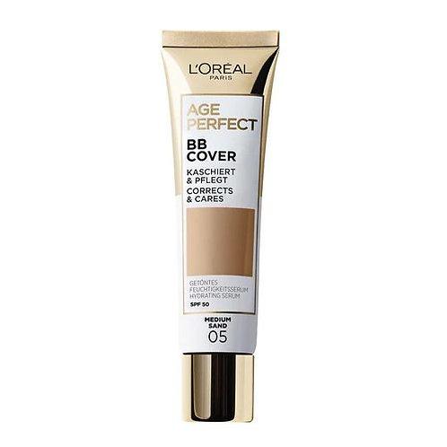 L'Oreal Age Perfect BB Cover Sérum Hydratant SPF 50- Medium Sand 05