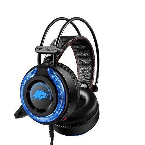 Casque Gaming - A5 - Avec Micro Usb & Jack - Noir