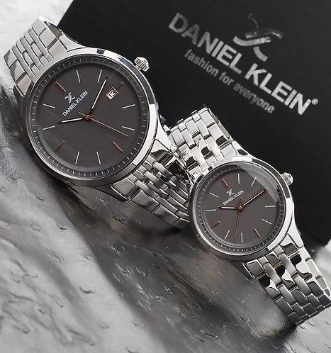MONTRE DE COUPLE DANIEL KLEIN DK11789-4