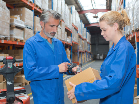 Produktionshelfer - Lagerwirtschaft, Transport (m/w/d)       in Singen