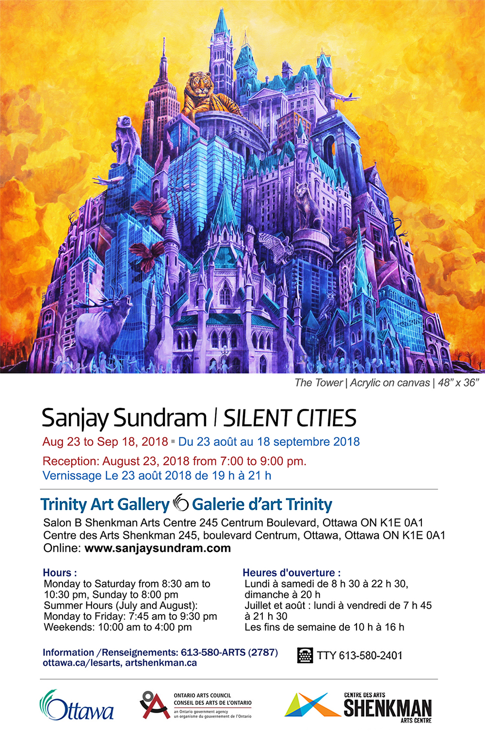 Silent Cities_invite