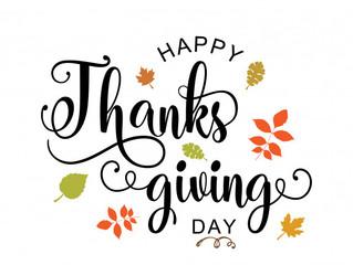 Thanksgiving – Enjoy it don't dread it!
