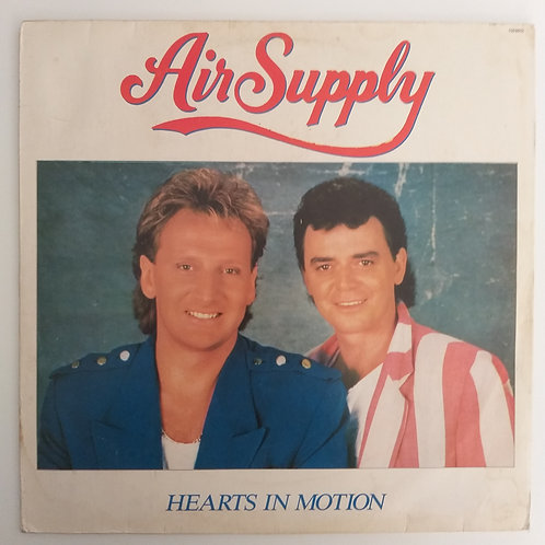 Air Suply - Hearts in Motion (vinil)