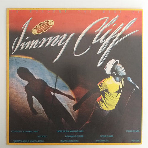 Jimmy Cliff in Concert - The Best of (vinil)