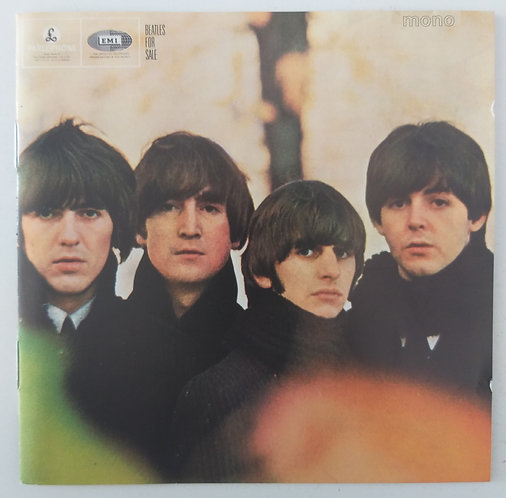 The Beatles - For Sale (mono) (CD)