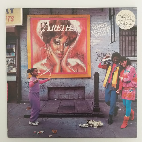 Aretha - Who's Zoomin' Who?