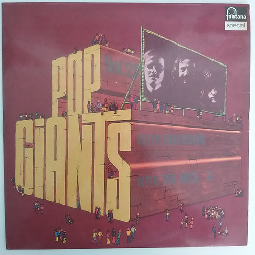 Pop Giants Vol.23 Keith Emerson with The Nice II (vinil)