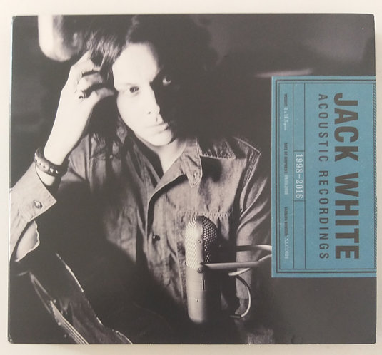 Jack White - Acoustic Recordings