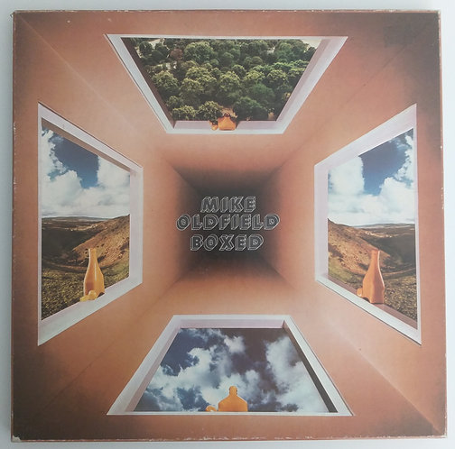 Mike Oldfield Boxed (Box Set 4 Lps)