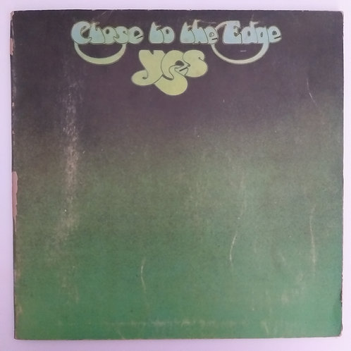 Yes - Close to the Edge (vinil)