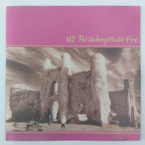 U2 - The Unforgetable Fire