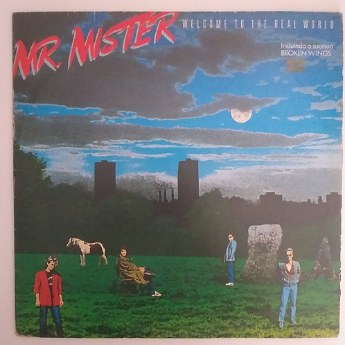 Mr Mister - Welcome to the Real World (vinil)