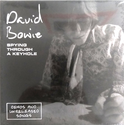 David Bowie - Spying Through A Keyhole (Box Set 4 compactos)