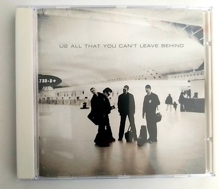 U2 - All the You Can Leave Behind (CD)