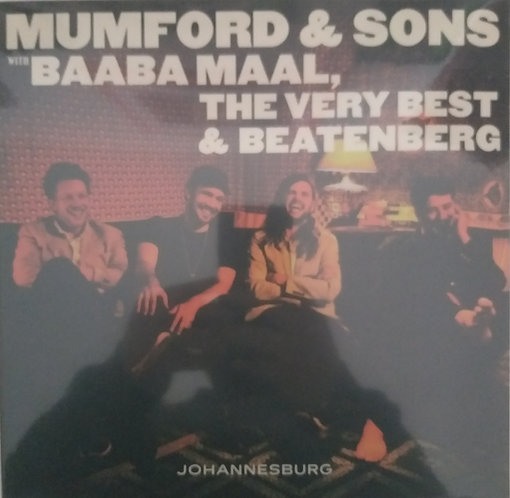 """Mumford and Sons with Baaba Maal - The Very Best of Beatenberg (vinil 10"""")"""