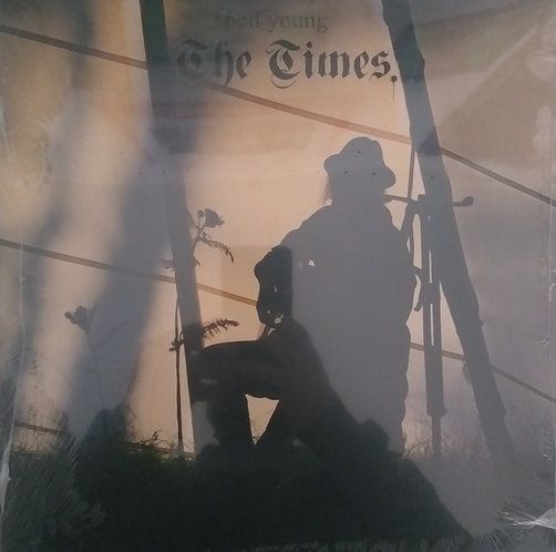 Neil Young - The Times (vinil)