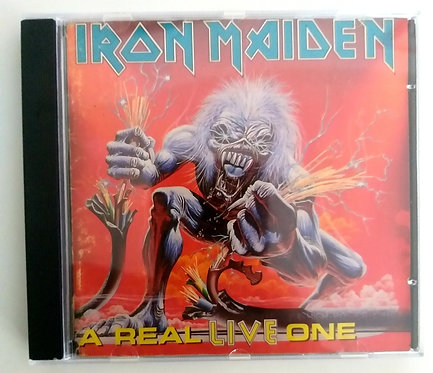 Iron Maiden - A Real Live One (CD)