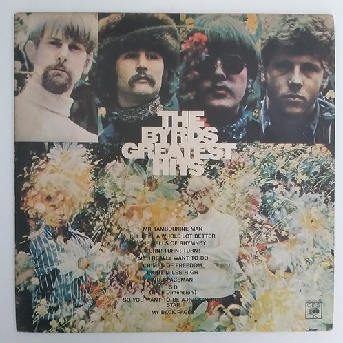 The Byrds - Greatest Hits (vinil)