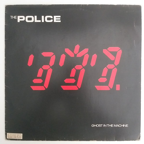 The Police - Ghost in the Machine (vinil)
