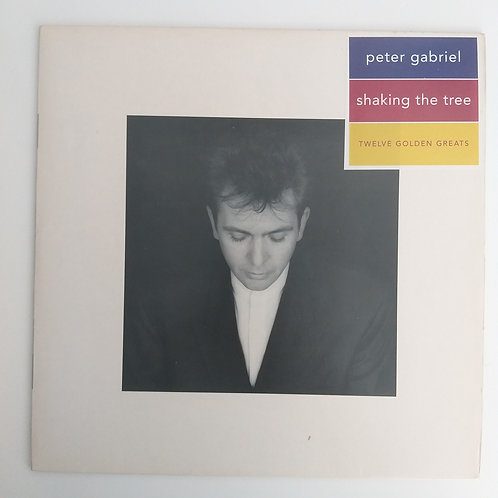 Peter Gabriel - Shaking the Tree 12 Golden Greats
