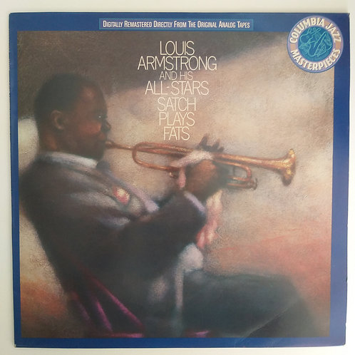 Louis Armstrong & His All-Stars Satch Plays Fats (vinil)