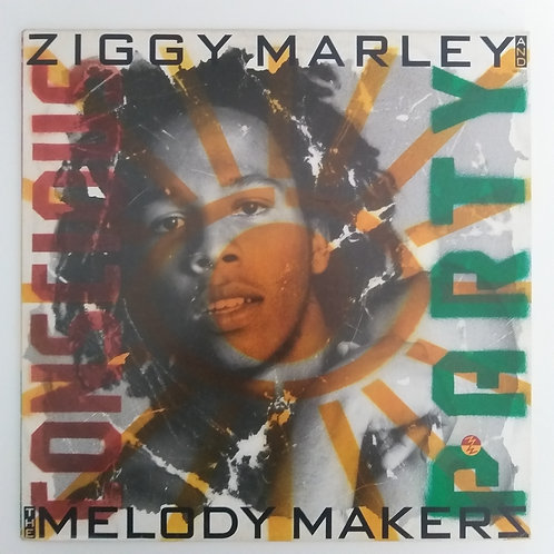 Ziggy Marley - Conscious Party