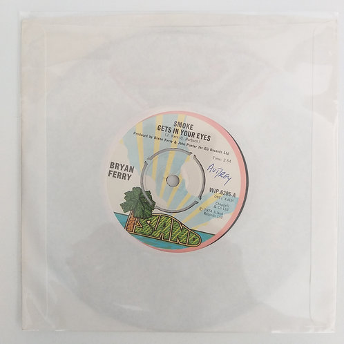 """Brian Ferry - Smoke Gets in Your Eyes (vinil 7"""")"""