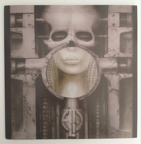Emerson Lake & Palmer - Brain Salad Surgery (180g)