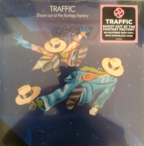 Traffic - Shoot Out at the Fantasy Factory (vinil)