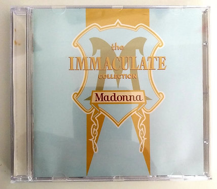 Madonna - The Immaculate Collection (CD)