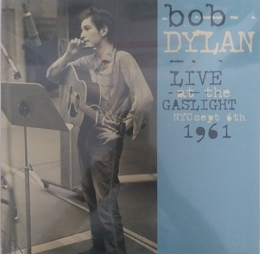 Bob Dylan - Live at the Gaslight (NYC Sept 6th 1961)