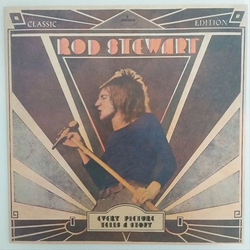Rod Stewart - Every Pictiure Tells a Story