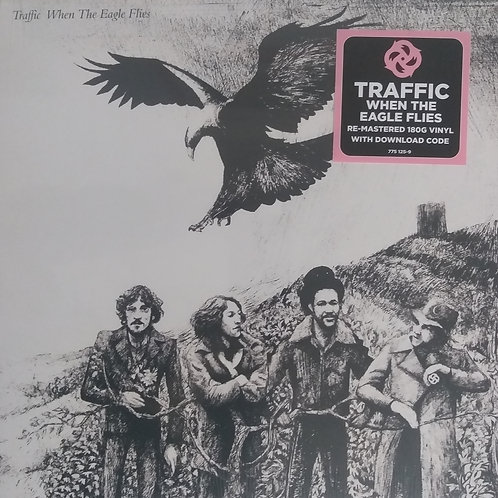 traffic - When The Eagles Fly (vinil)