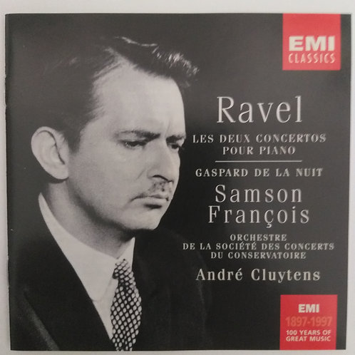 Ravel - The Two Piano Concerts