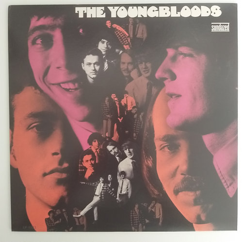 The Youngbloods - The Youngbloods (vinil)