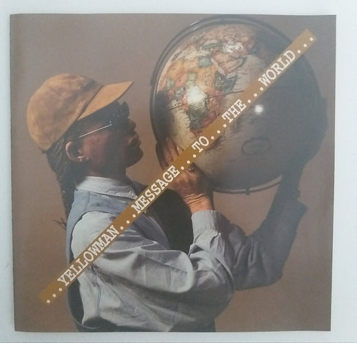 Yellowman - Message to the World (CD)