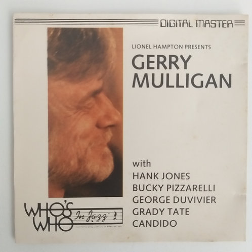 Gerry Mulligan - Who's Who (CD)