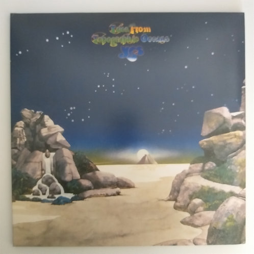 Yes - Tales From Topographic Oceans (vinil duplo)