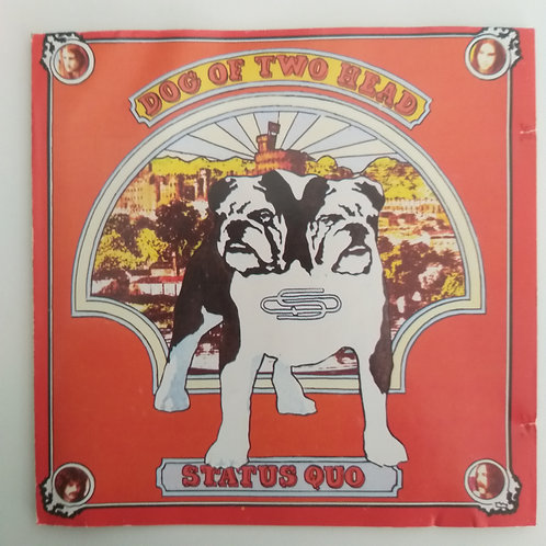 Status Quo - Dog of Two Heads (CD)