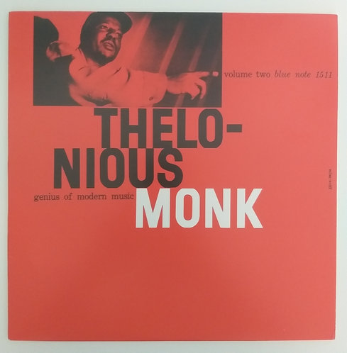 Thelonius Monk - Genious of Modern Music Vol. 2