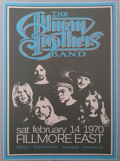 The Allman Brothers at Filmore East