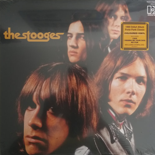 The Stooges - The Stooges (vinil colorido)
