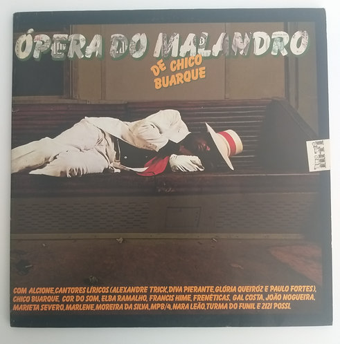 Chico Buarque - Ópera do Malandro