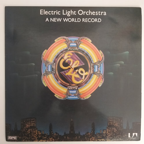 Electric Light Orchestra - A New World Record (vinil)