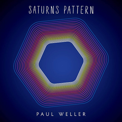 Paul Weller - Saturn Pattern
