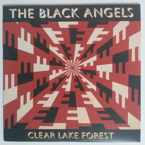 """The Black Angels - Clear Lake Forest (vinil 10"""" translúcido)"""