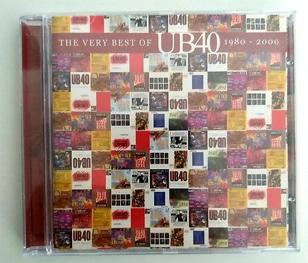 UB40 - The Very Best of 1980 - 2000 (CD)