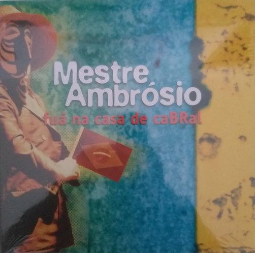 Mestre Ambrósio - fuá na casa de caBRal (vinil)