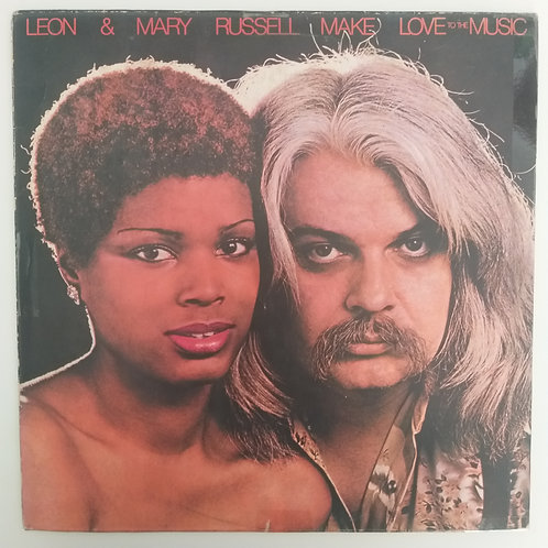 Leon & Mary Russel - Make Love to the Music (vinil)